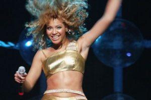 """En 2003, lanzó su álbum debut como solista: """"Dangerously in Love"""". Foto:Getty Images"""