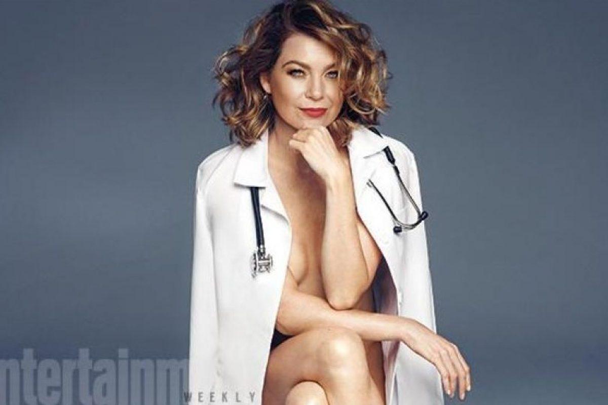 """Las fotografías forman parte de la promoción de la décimo segunda temporada de la serie. Foto:""""Entertainment Weekly"""""""