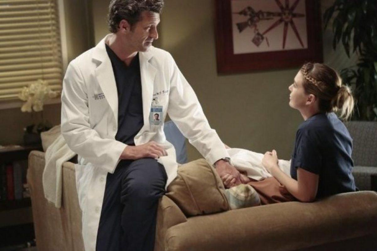 En la entrevista, Ellen y la productora de la serie, Shonda Rhimes, aseguraron que el actor Patrick Dempsey no regresará jamás. Foto:IMDb