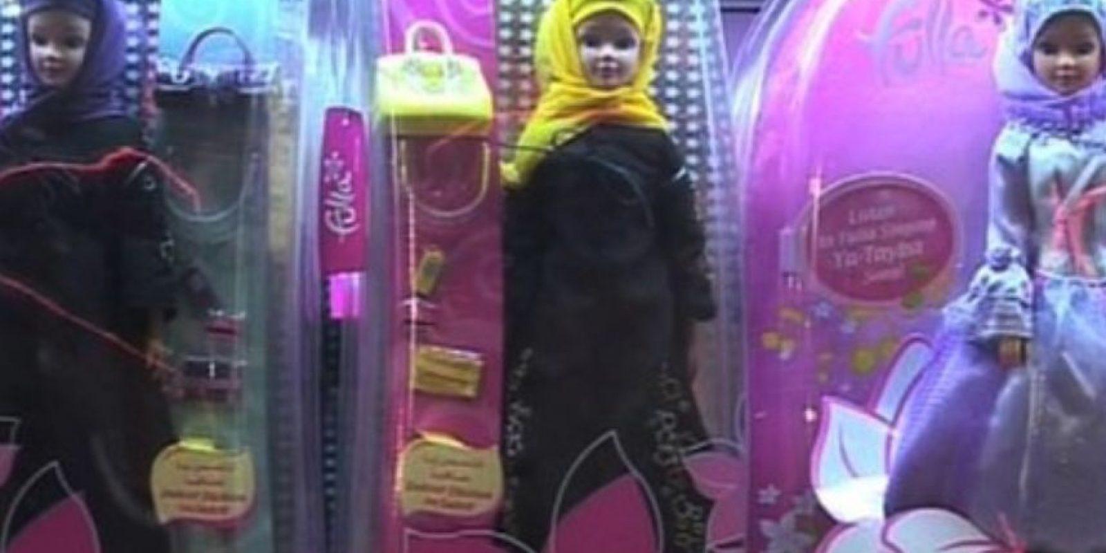 Fulla encarna los valores musulmanes, es sofisticada y tiene dos hermanas. También es culta y familiar. Se le llamó así por una flor de Medio Oriente Foto:Fulla