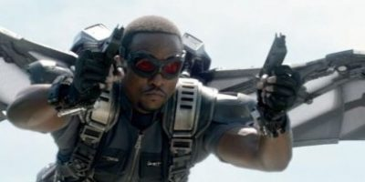 """Falcon"" (Anthony Mackie) Foto: Marvel"
