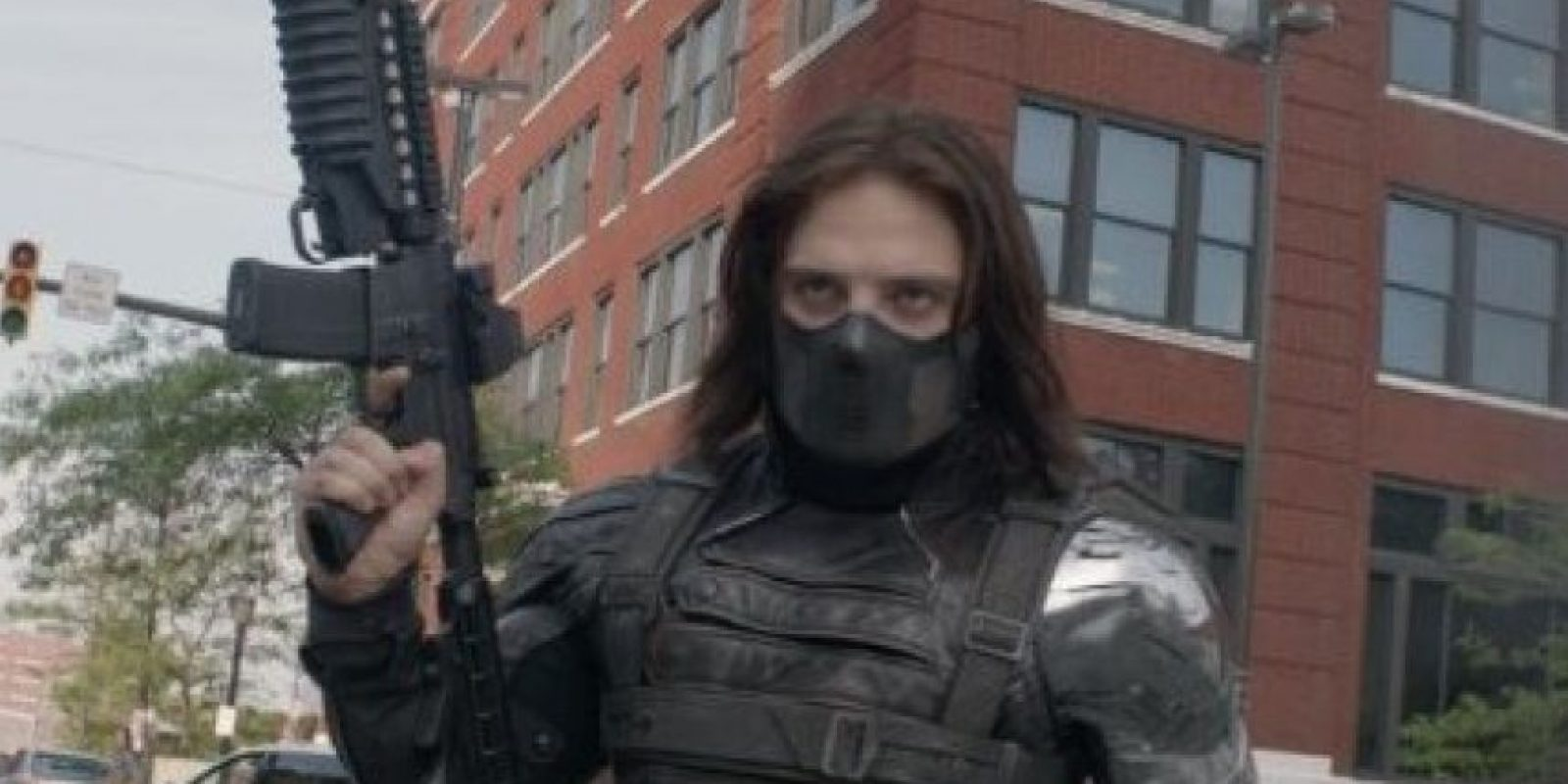 """Winter Soldier"" (Sebastian Stan) Foto: Marvel"