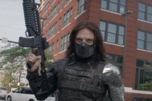 """Winter Soldier"" (Sebastian Stan) Foto:Marvel"