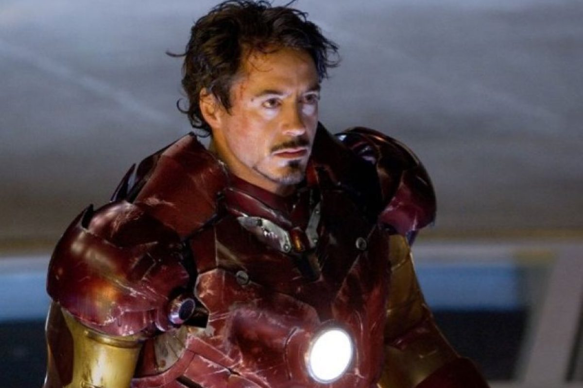 """Iron Man"" (Robert Downey Jr.) Foto: Marvel"