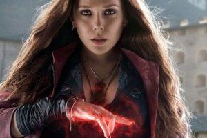 """""""Scarlet Witch"""" (Elizabeth Olsen) Foto:Marvel"""