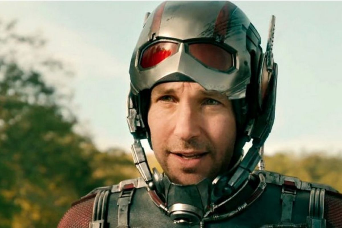 """Ant-Man"" (Paul Rudd) Foto:Marvel"
