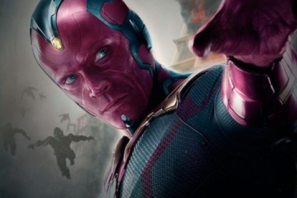"""""""Vision"""" (Paul Bettany) Foto:Marvel"""