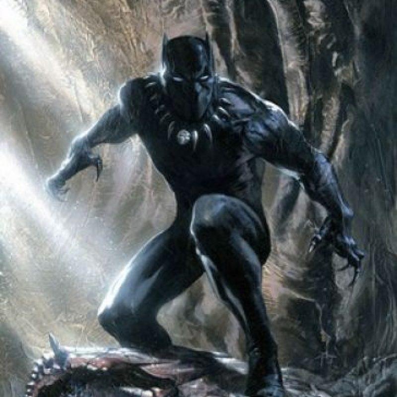 """Black Panther"" (Chadwick Boseman) Foto:Marvel"