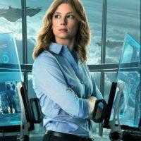 """Agente 13"" (Emily VanCamp) Foto:Marvel"