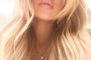 """""""Estoy orgullosa de haber perdido peso cuando he querido y de no haber recurrido a la cirugía"""", declaró en 2013 a la revista """"Cosmopolitan"""". Foto:Instagram/KhloeKardashian"""