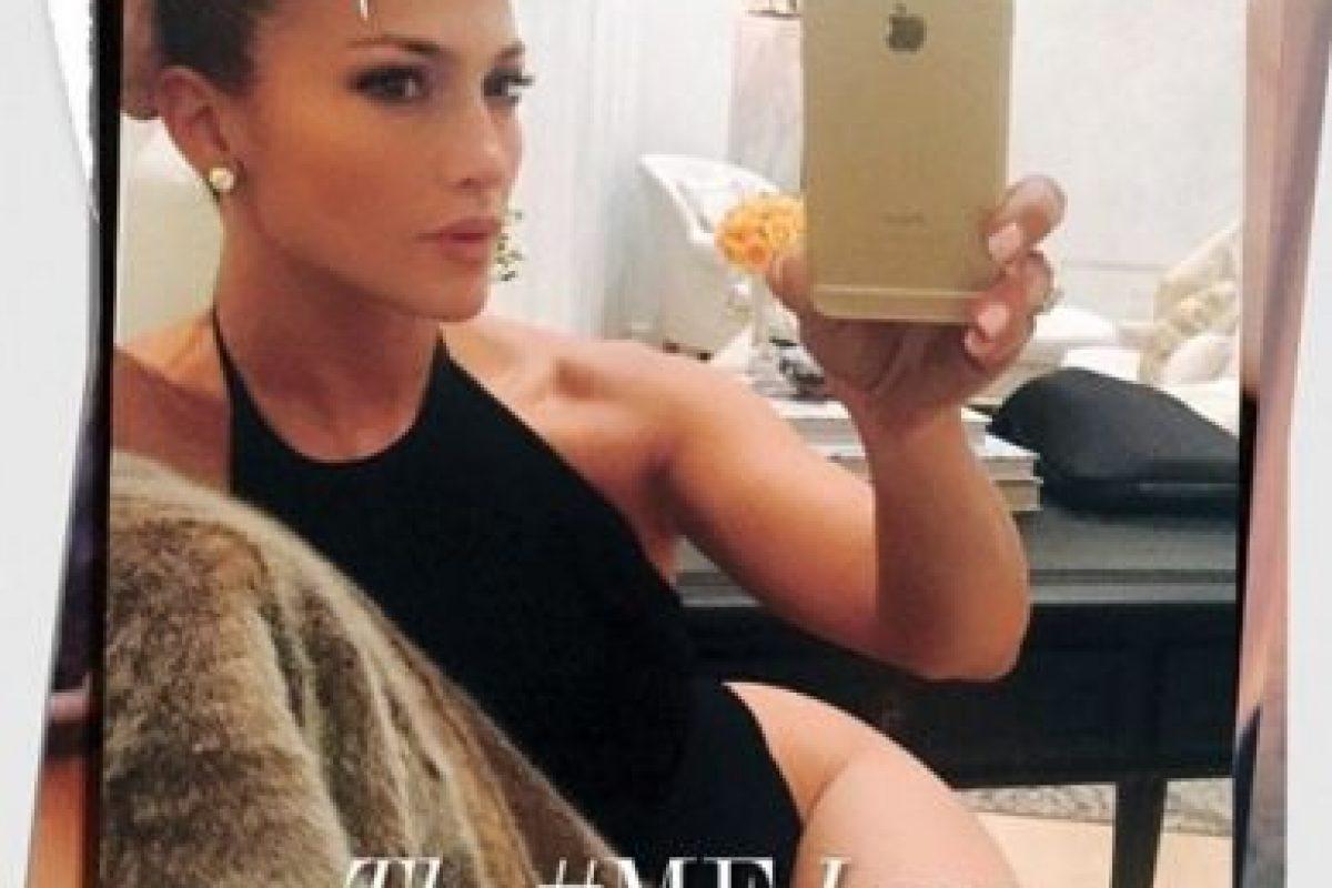 "Jennifer López Foto:""Interview Magazine"""