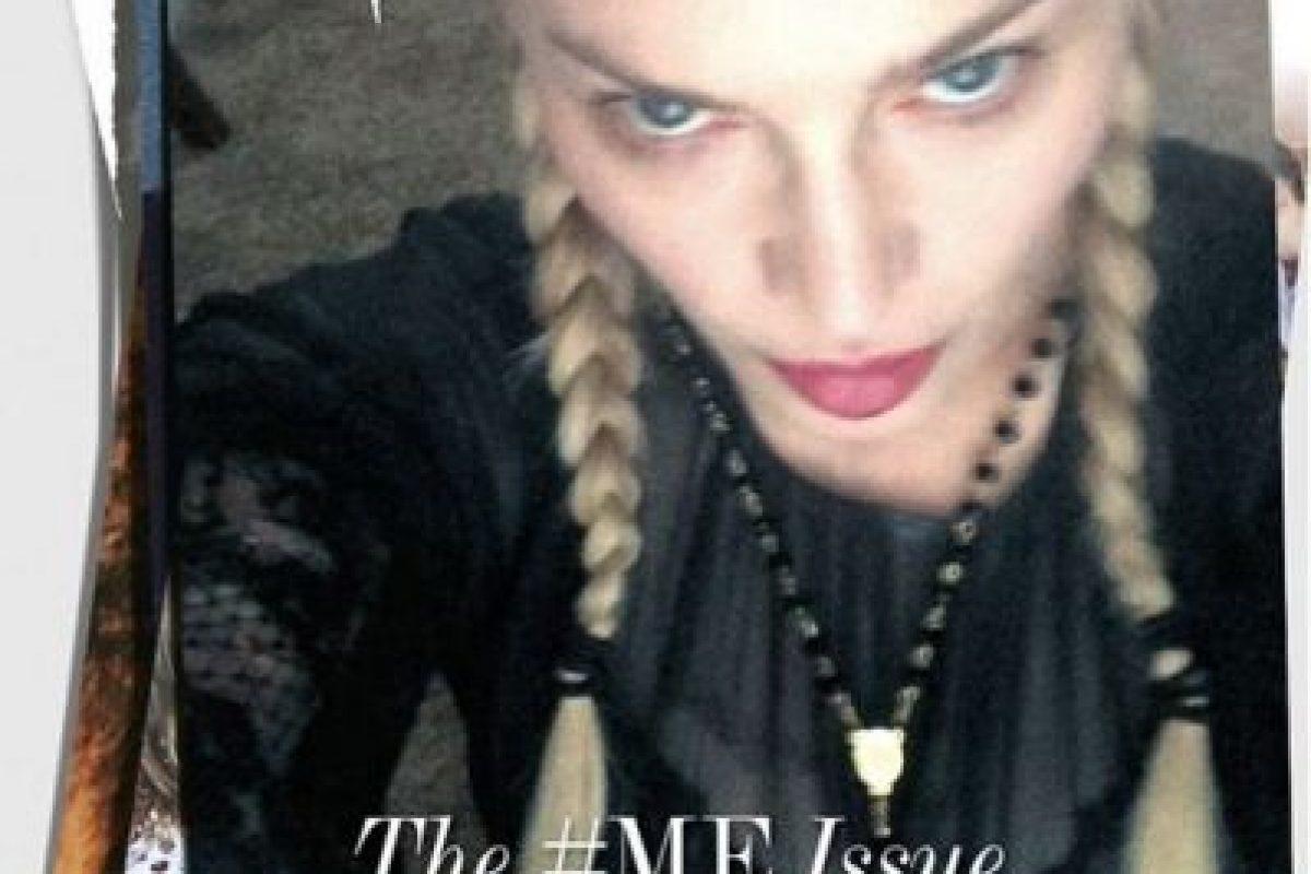 """Madonna Foto:""""Interview Magazine"""""""