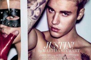 """Justin Bieber Foto:""""Interview Magazine"""""""