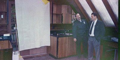 Foto:Departamento de policía de Seattle
