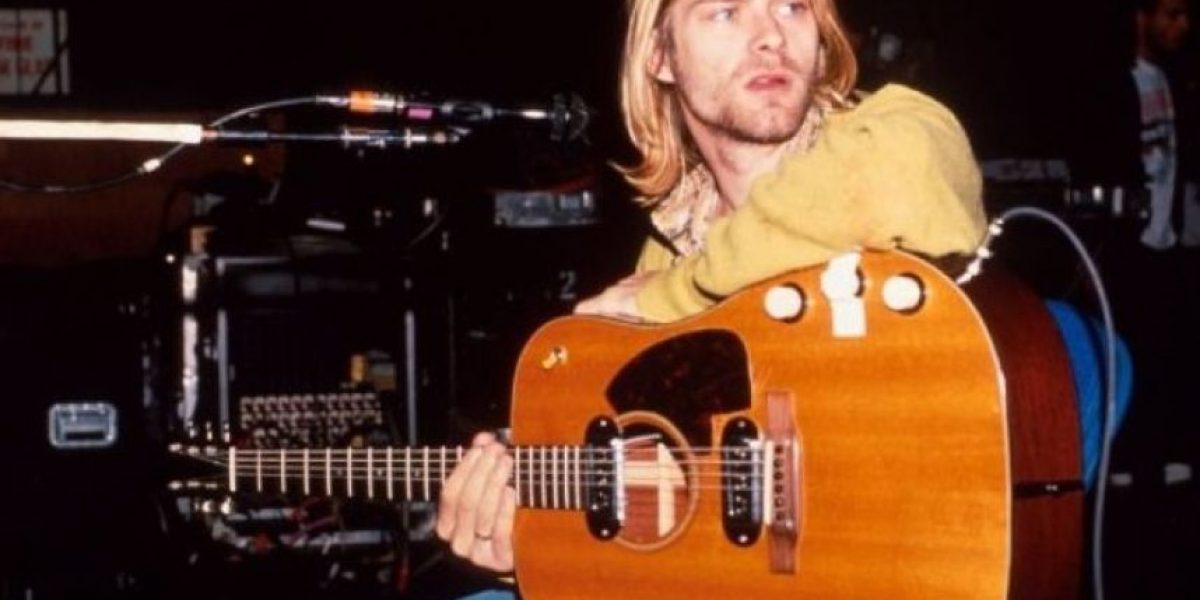 Fotos: Revelan fotos inéditas del día en que murió Kurt Cobain
