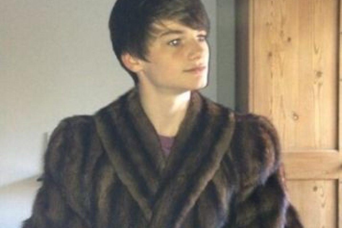 El actor ahora tiene 17 años. Foto:vía twitter.com/newbouldhap