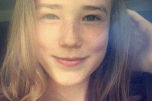 Ahora es una joven de 15 años Foto:vía instagram.com/DaphneBeistegui