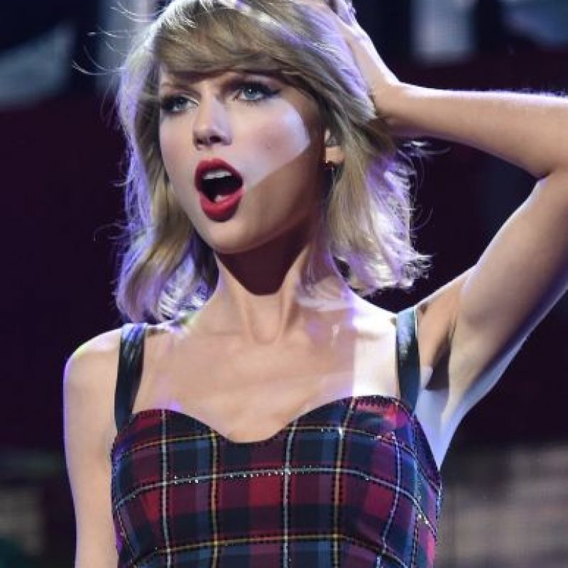 Pero esta no es la única obra que inspiró Swift. Foto:Getty Images