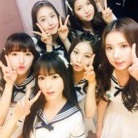 Está integrado por seis jóvenes: Sowon, Yerin, Eunha, Yuju, SenB y Umji Foto:Facebook/ G-Friend