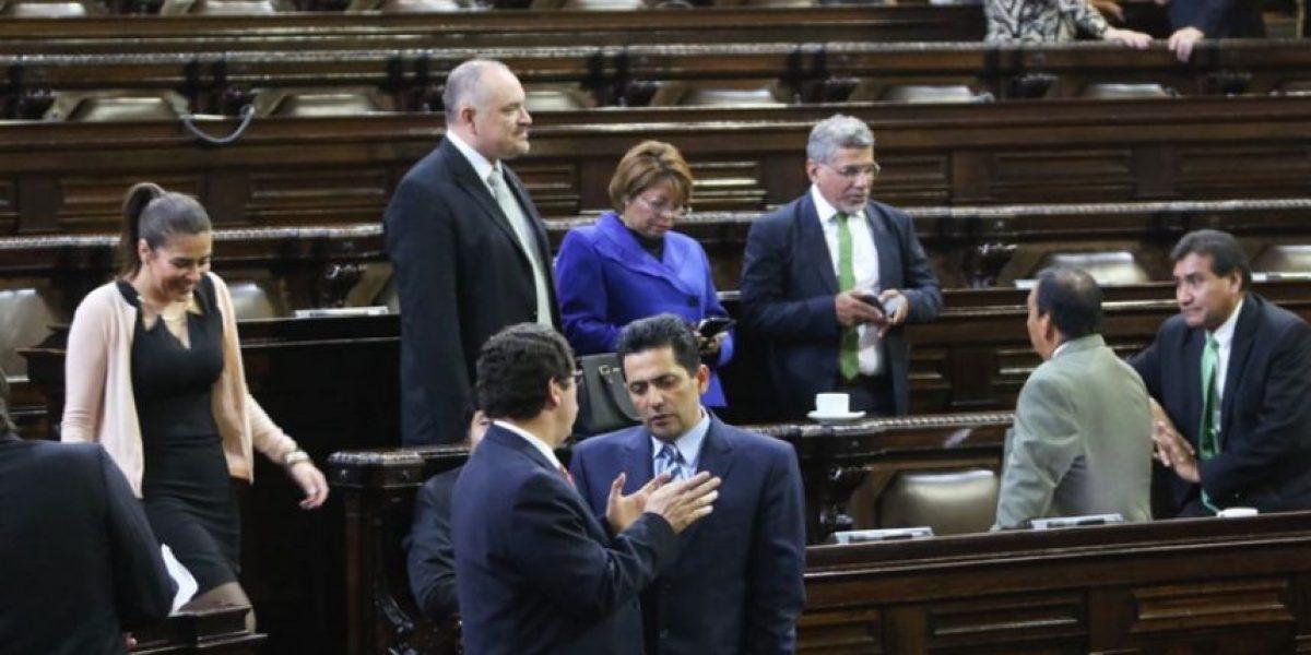 Por duplicidad en trabajo, diputado propondrá eliminar 26 comisiones del Congreso
