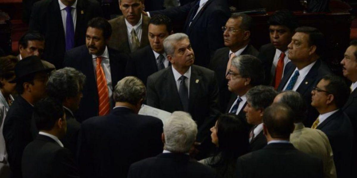 Ellos fueron los últimos tránsfugas después de aprobarse reformas a la Ley Electoral y de Partidos Políticos