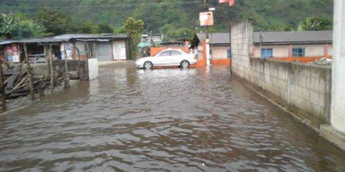 Fotos. La lluvia en el país causa inundaciones y congestionamientos