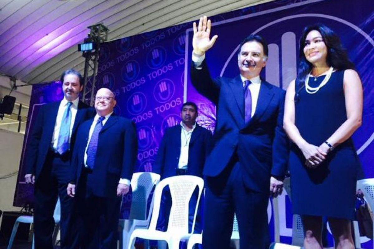 Foto:Facebook Todos