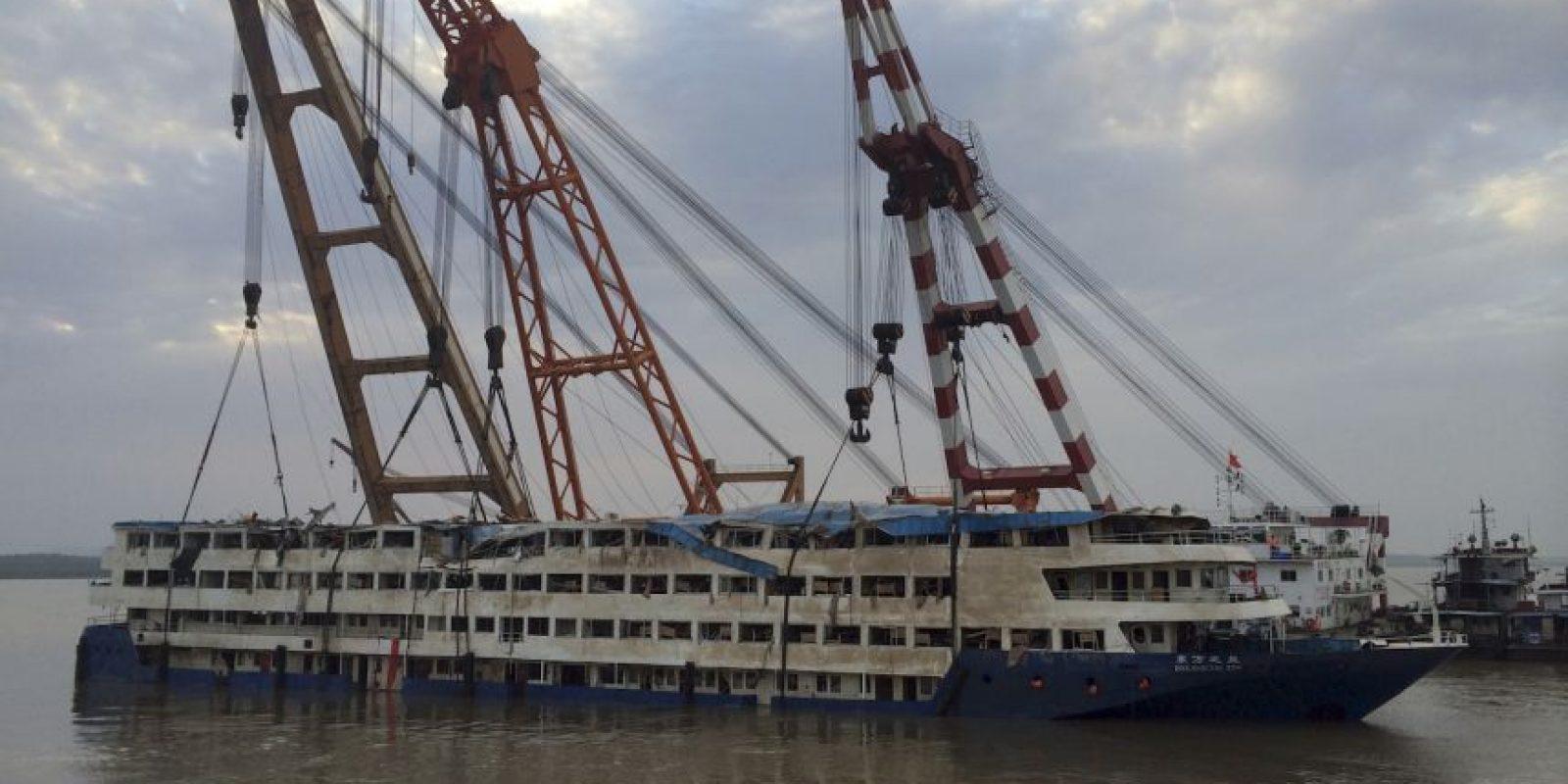 Ya es oficialmente la peor tragedia de este tipo que ha vivido China Foto:AP