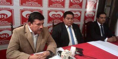 Teniente coronel es el nuevo aliado de Baldizón en la contienda electoral