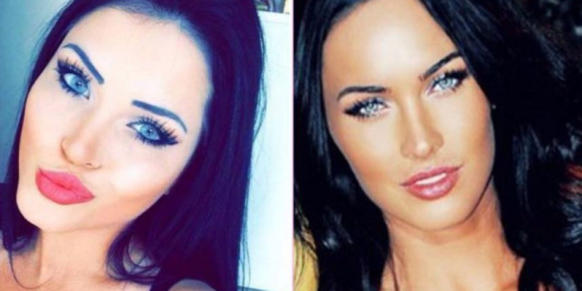 FOTOS: Conoce a la sexy doble de Megan Fox
