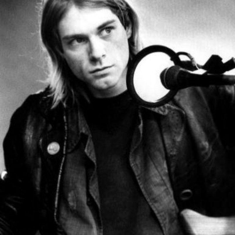 Kurt Cobain (54) Foto:Rolling Stone