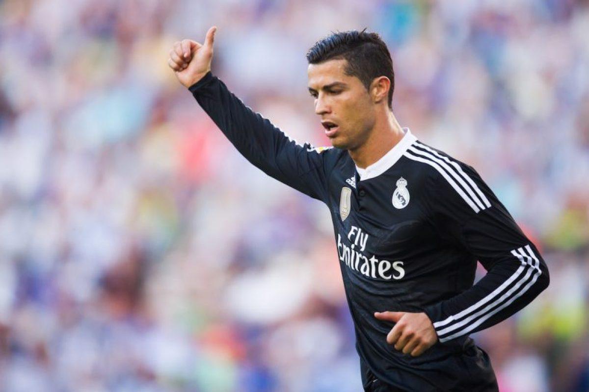 Su promedio goleador es de 1.04 anotaciones por partido. ¡Impresionante! Foto:Getty Images