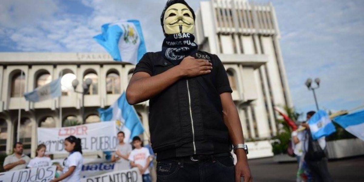 Ciudadanos convocan a manifestar en todas las plazas
