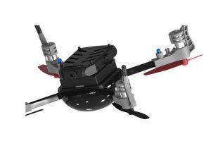Su cámara integrada cuenta con la calidad HD para tomar tomas tipo gran angular Foto:Vernon Kerswell/Micro Drone 3.0