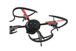 Sus hélices cuentan con aditamentos para distintos contextos climáticos Foto:Vernon Kerswell/Micro Drone 3.0