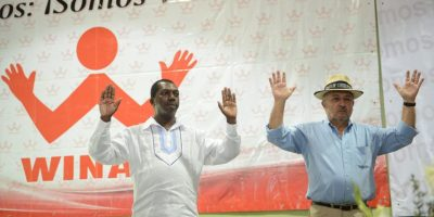 Frente Amplio URNG-Winaq proclama a su binomio presidencial