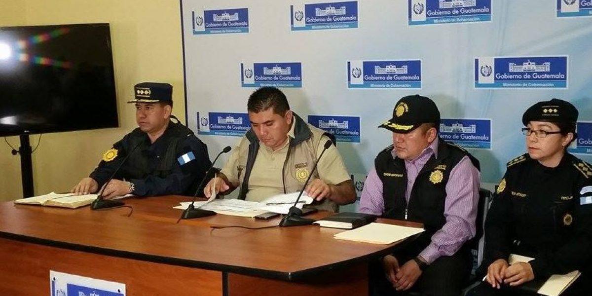 Gobernación asegura que habrá seguridad en las próximas elecciones