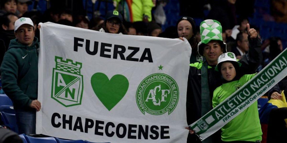 Rendirán el mejor de los homenajes al Club Chapecoense