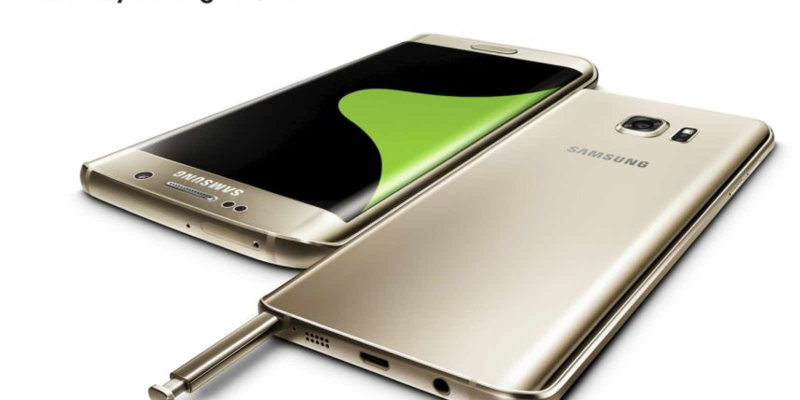 S6 Edge Plus y Note 5 Foto:Samsung