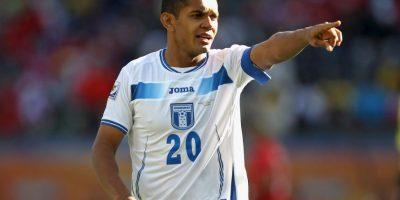 """Sólo una vez el """"Jugador más valioso"""" del torneo no ha sido sudamericano: En 2001, Amado Guevara de Honduras, recibió esta distinción. Foto:Getty Images"""
