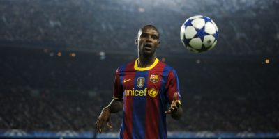 Eric Abidal (Barcelona) Foto: Getty Images