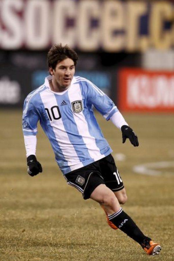 """Jugó """"sólo"""" en toda la Copa y dio tres asistencias y completó 32 dribles, más que cualquier otro jugador en el torneo. Foto:Getty Images"""