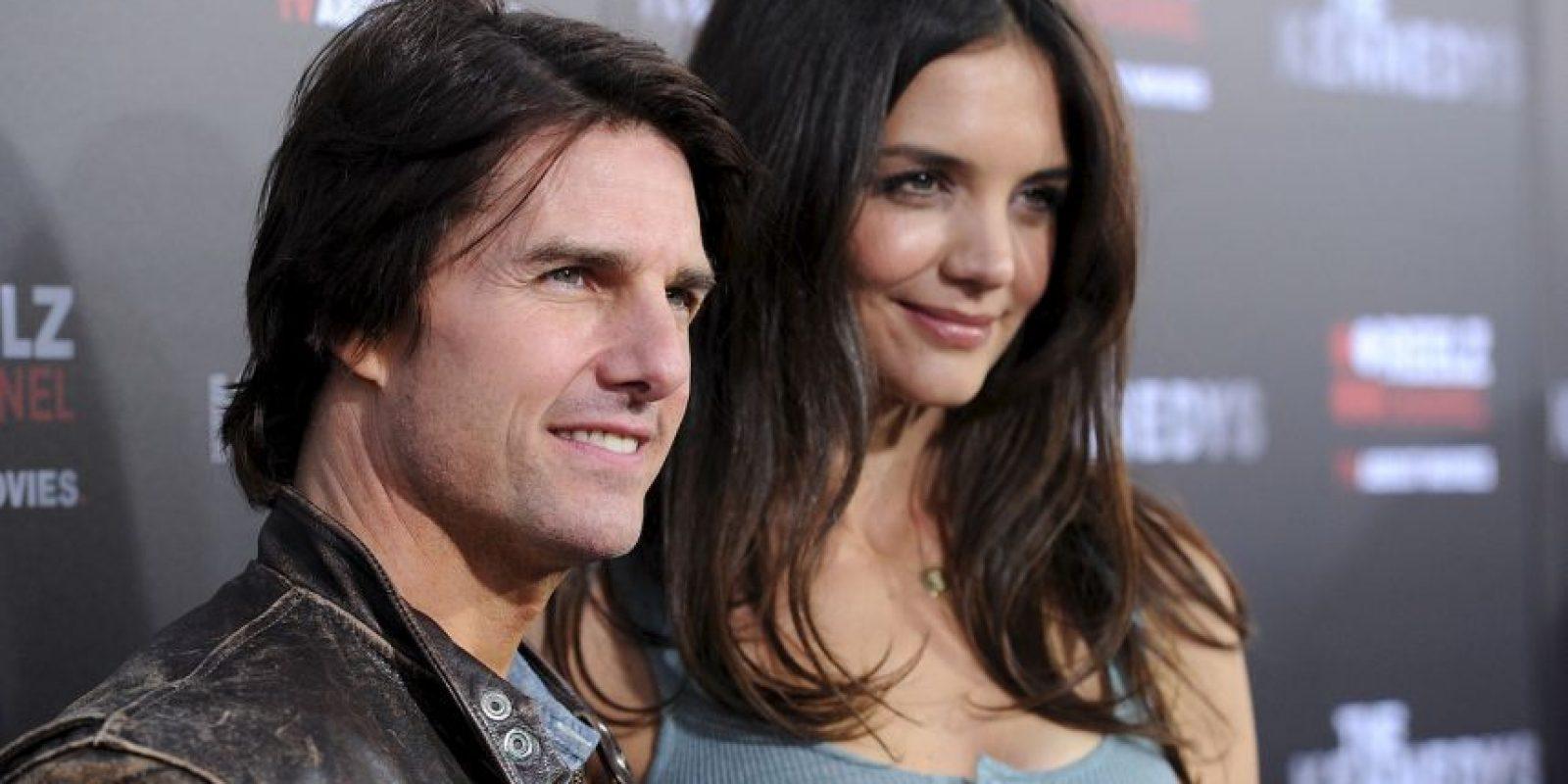 Sin embargo, el amor duró siete años, hasta hace unas semanas cuando ella le pidió el divorcio. Foto:Getty Images