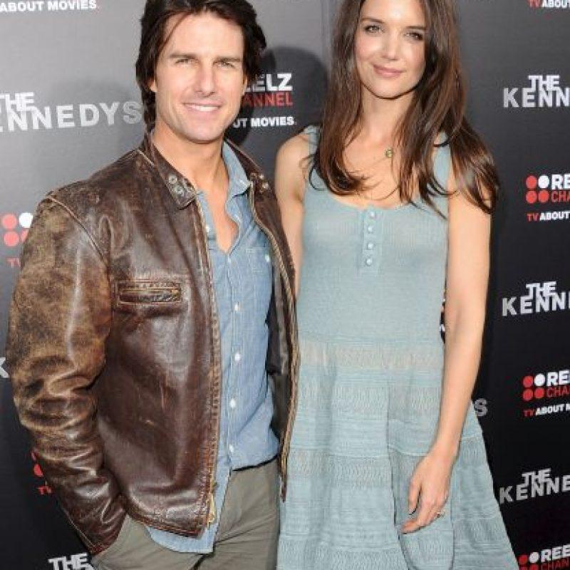 En abril de 2005 comenzaron a salir, en junio de ese año se comprometieron, en octubre anunciaron que esperaban una niña Foto:Getty Images