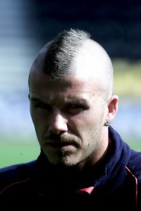 8. David Beckham (Retirado/Inglaterra) Foto:Getty Images