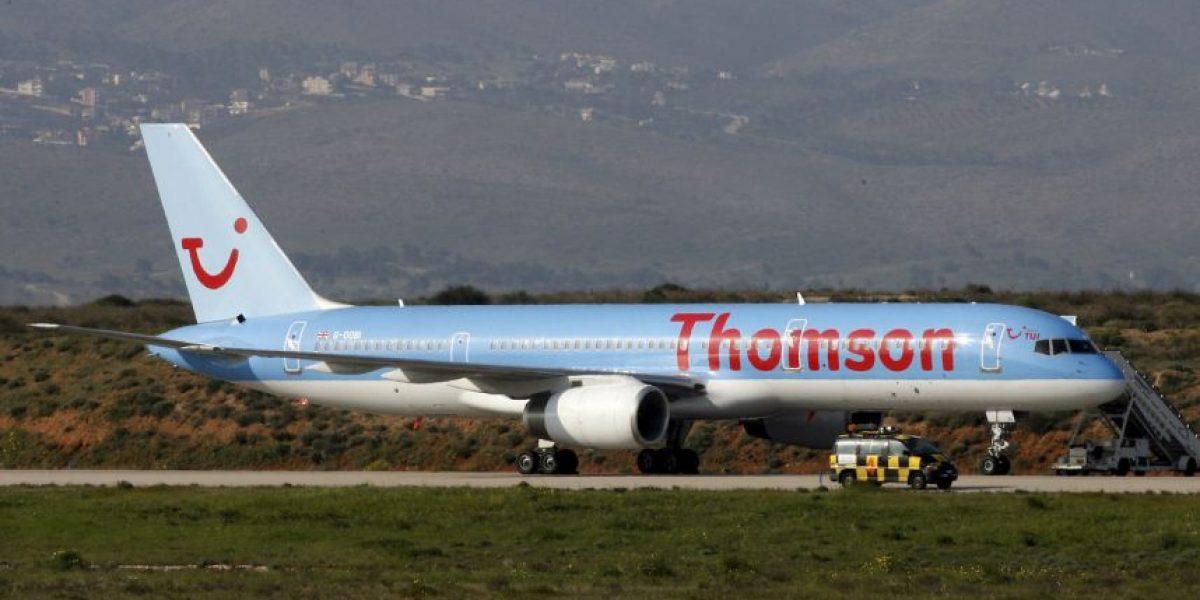 VIDEO: Avión es desviado por un hombre alcoholizado