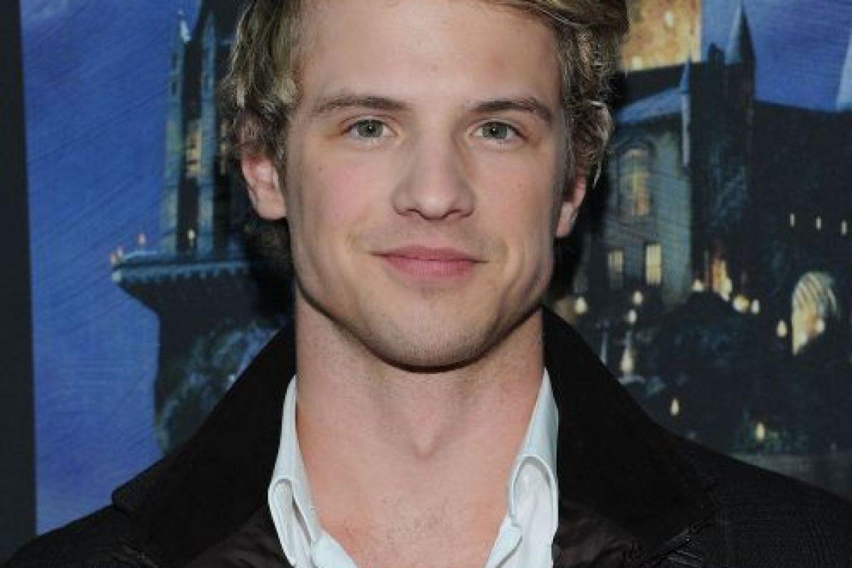 """Es mejor conocido por interpretar a """"Cormac McLaggen"""" en """"Harry Potter y el misterio del príncipe"""" Foto:Getty Images"""