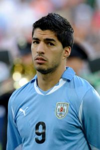 Luis Suárez (Uruguay) Foto: Getty Images