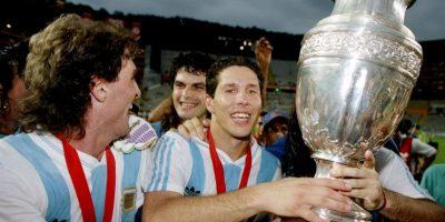 En las vísperas de Chile 2015, recordamos 16 anécdotas curiosas que han tenido lugar en 99 años de historia de la Copa América. Foto:Getty Images