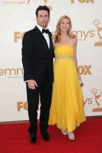 Jon Hamm y Jennifer Westfeldt Foto:Getty Images